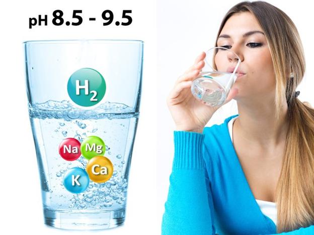 Bí kíp sử dụng nước ion kiềm mang lại hiệu quả cao