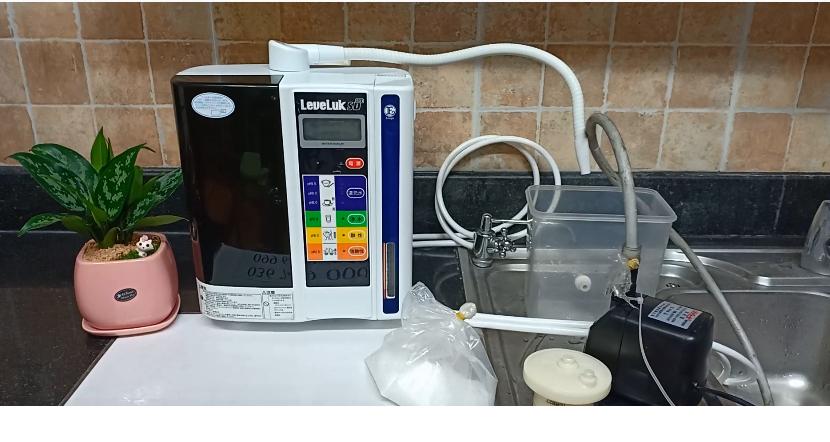 Máy lọc nước Kangen Leveluk SD501 có tốt không? Kinh nghiệm mua